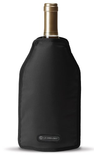 Le Creuset Aktiv-Weinkühler WA-126, schwarz