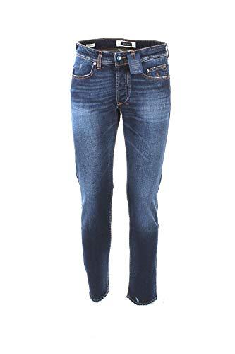 SIVIGLIA Jeans Uomo 40 Denim 23r2 S401 Autunno Inverno 2018/19