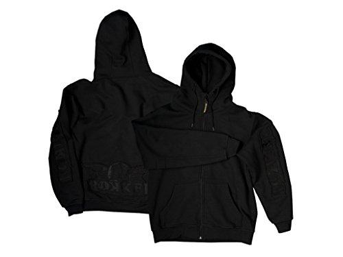 Preisvergleich Produktbild Rokker Zip Hoodie 3XL Schwarz