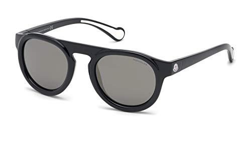 Moncler Sonnenbrillen ML0088 Black/Smoke Unisex