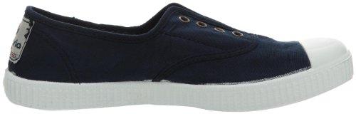 Victoria Inglesa Elastico Tenido Punt Damen Sneaker Azul (Marine)