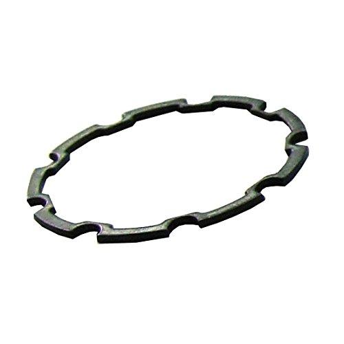SHIMANO Y11E03000 Shimano Zwischenring für HG-Kassettennabe 1 mm, grau (1 Stück)