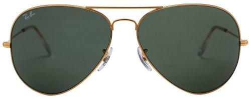 Ray-Ban Aviator Men's Sunglasses - (RB3026I W2027 62|Grey Color)