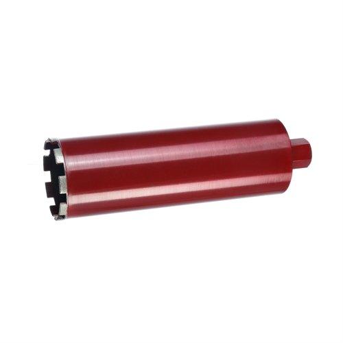 Melko Profi Diamant Bohrkrone für Kernbohrmaschinen, 400 mm Lang, Durchmesser 180 mm, für Granit, Beton, Stahlbeton, Hartgestein uvm.