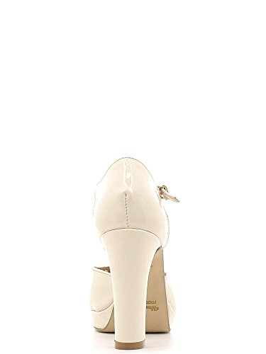 GRACE SHOES 958 Sandalo Tacco Donna Beige