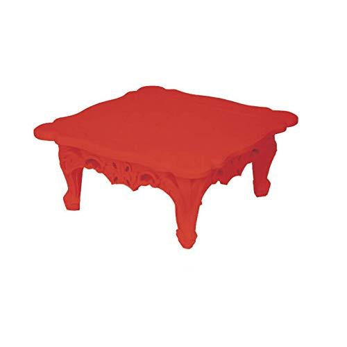 Design of Love - Slide Design - Duke of Love Table Basse Rouge Flame