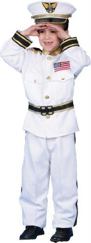 egenheiten Up229Md Navy Admiral Medium 8 10 (Navy Admiral Kind Kostüme)