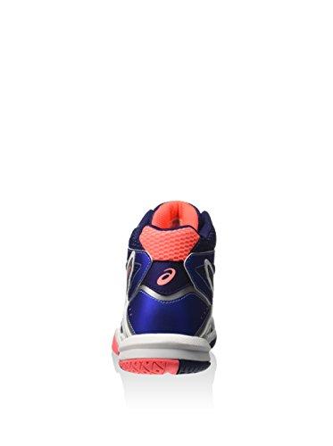 Asics Donna Gel-task Mt scarpe sportive Bianco/Blu/Corallo