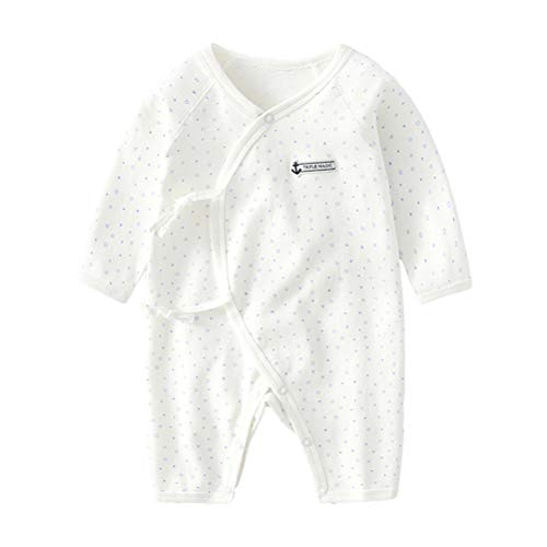 Bella Baby Frühling Und Herbst Onesies, Slings, Breathable Soft, Umweltfreundlich Drucken Und Färben,White Bella Sling