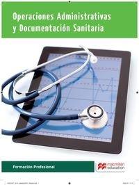 Operaciones administrativas y documentación sanitaria (Cicl-Sanidad)