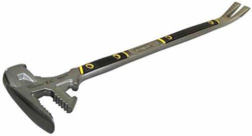 Stanley FatMax Fubar III (5-in-1 Abbruchwerkzeug, Vorschlaghammer, Nagelschlitz, Backen für Hölzer, Stemmeisen) 1-55-120