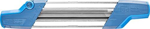 PFERD Kettensägeschärfgerät CHAIN SHARP CS-X, Feilen-ø 5,5 mm, 11098055 - Sägezahn und Tiefenbegrenzer in einem Arbeitsgang bearbeiten