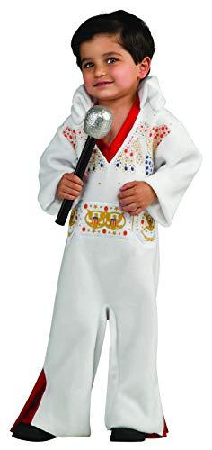 Kinder Presley Kostüm Elvis - Elvis Presley Babykostüm - 80/92