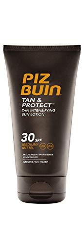 Piz Buin Tan und Protect Lotion LSF 30, 150 ml (Lotionen Tan)