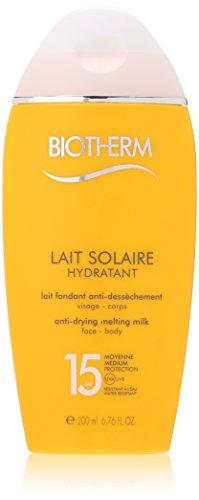 Biotherm Lait Solaire Melting Milk SPF15 Unisex, Sonnenpflege, 1er Pack (1 x 320 g)