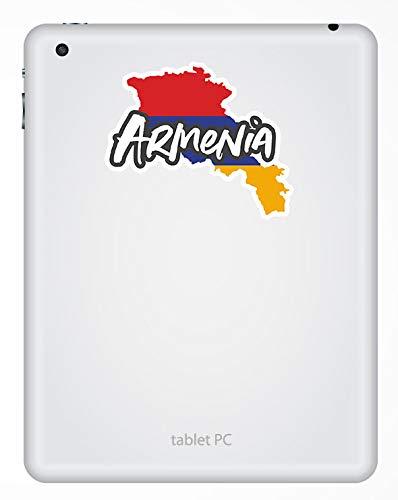 Zoom IMG-1 destinationvinyl 2 x 10cm armenia