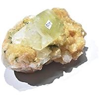 Green Apophyllite on Stillbite Specimen Weight - 510 gm Natural Specimen Free Set Of 3 Clear Quartz Raw preisvergleich bei billige-tabletten.eu