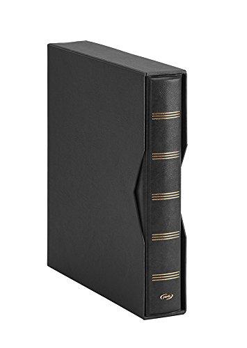 Pardo 134001 - Album para colección billetes universales, color negro
