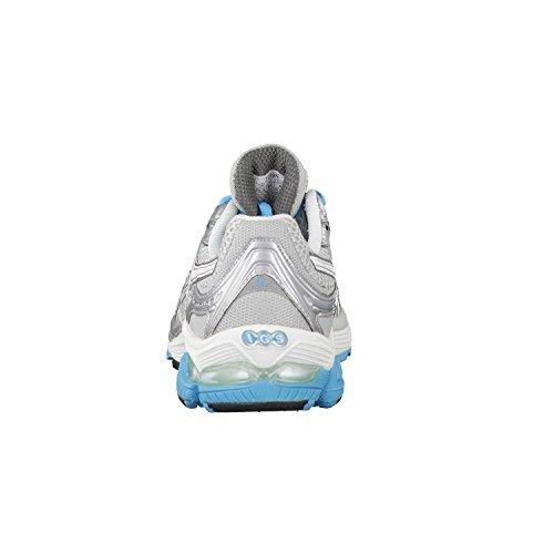 Asics T199n 9301 Femme Turquoise Chaussure De Sport