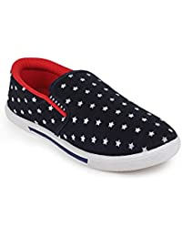 Scantia Casual Canvas Shoes For Men's _Colour_ Blue _ With Latest Fashionable Stylish Look