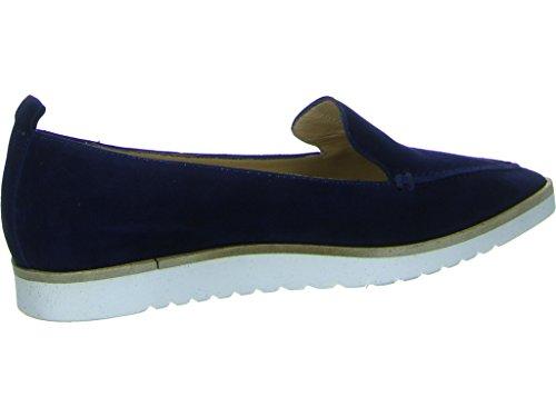 Perlato 9649-139765, Mocassini donna Blau