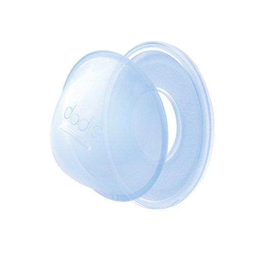Dodie -Coquilles d'allaitement- 2 paires de coquilles (Protège-mamelons et Receuille-lait)