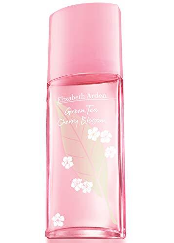 Elizabeth Arden Green Tea Cherry Blossom femme / woman, Eau de Toilette Spray, 100 ml -