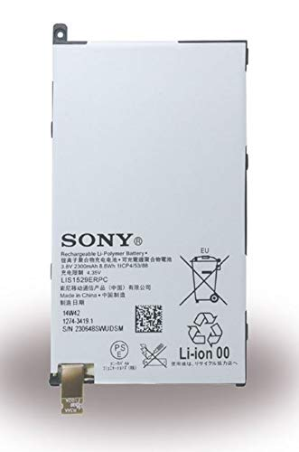 Original Akku für SONY XPERIA Z1 COMPACT mit Li-Pol/ 3.8V/ 2.300 mAh