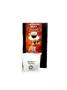18 ESE- 44 mm - Espresso Coffee Hazelnut - Paper pod