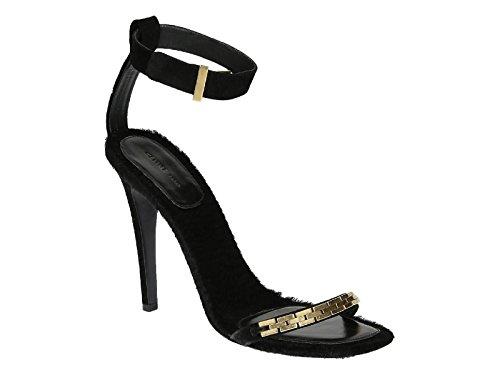 celine-sandali-donna-336942473533-camoscio-nero