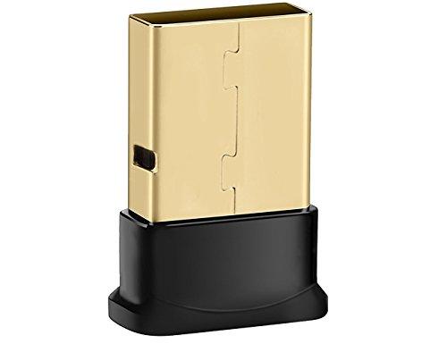 Act® Adaptateur USB Bluetooth 4.0 Mini clé avec une vitesse élevée Plug and Play