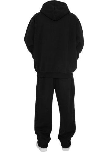 Urban Classics Herren Jogginganzug Blank Suit Black