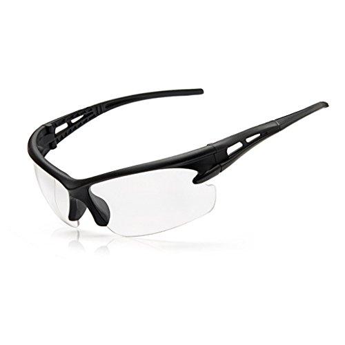 Jiamins Radfahren Sonnenbrille Anti-UV-Brille Schutzbrille Reiten Bike Sport polarisierte Brillen...