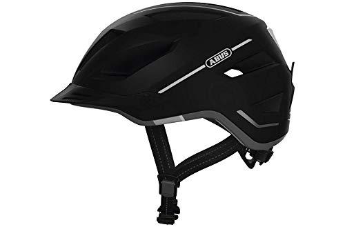Abus Pedelec 2.0 Helmet Velvet Black Kopfumfang L | 56-62cm 2019 Fahrradhelm