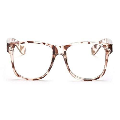 HPTAX-VB Spiegeln Blaulichtfilter Computer Brille Anti-UV Eyewear Mode Vintage/Retro Rahmen Klare Linse gläser Männer Frauen Mode Brillen