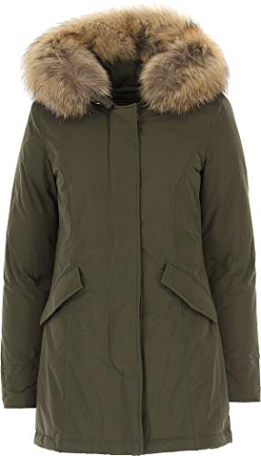 7afa3d34 Woolrich W´s Luxury Arctic Parka Dark Green-XS