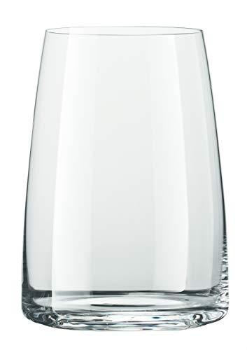 Schott zwiesel 142156 sensa - set di 6 bicchieri, 0,5 l, colore: trasparente