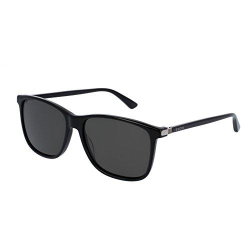 gucci-gg0017s-001-occhiale-da-sole-nero-black-sunglasses-sonnenbrille-uomo-man