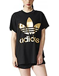 adidas Femme Hauts / T-Shirt Big Trefoil
