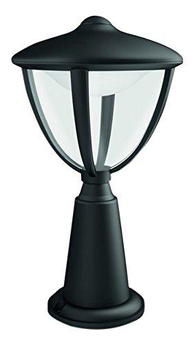 Philips myGarden Robin LED Sockelleuchte,  1-flammig, schwarz 154723016
