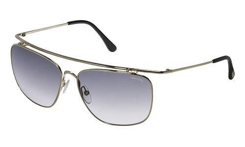Tom Ford 0192 Harry Gold / Grey Gradient Metallgestell Sonnenbrillen