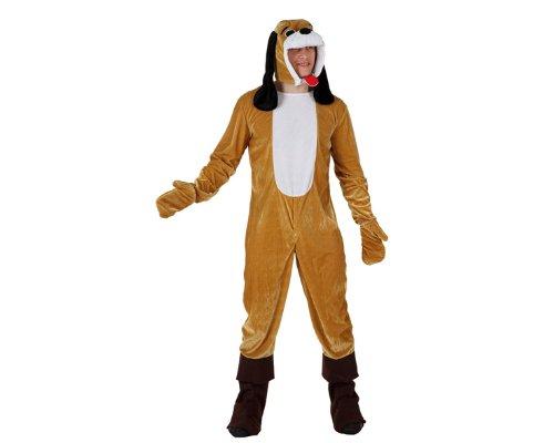 Imagen de atosa  disfraz de perro para hombre, talla xl 97290