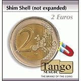 Shell 2 Euro magnetisierbar nicht erweitert