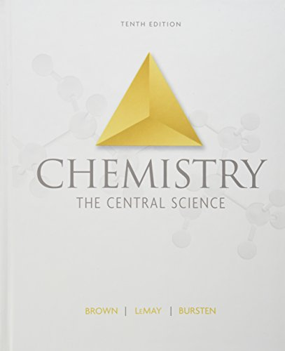 Chemistry: The Central Science: United States Edition