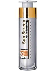 Frezyderm Sunscreen Second Skin Velvet Face Cream SPF30+ 50ml