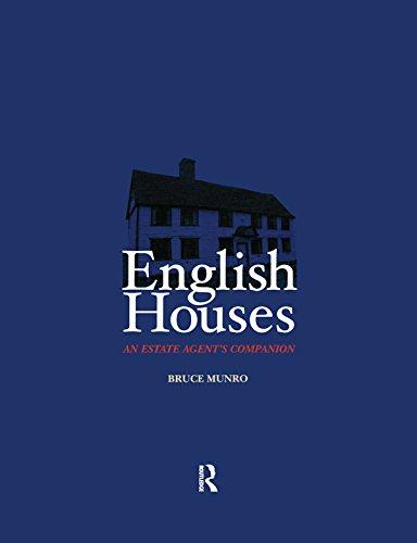 Sash Bar (English Houses: An Estate Agent's Companion (English Edition))