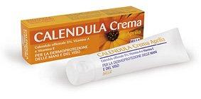 Calendula Crema per la dermoprotezione delle mani e del viso - APRILIA - Tubo 60 mg