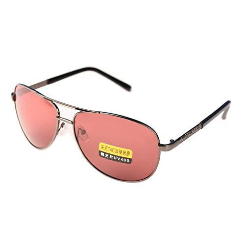 KCJKXC Gelb Polarisierten Sonnenbrillen Männer Frauen Nachtsichtbrille Driving Gläser Sun Glasses