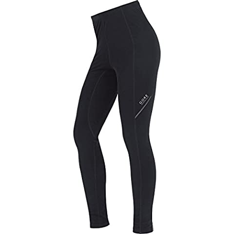 GORE RUNNING WEAR - Femme - Collant de course - Thermique - GORE Selected Fabrics - ESSENTIAL LADY Thermo - Taille 44 - Noir -