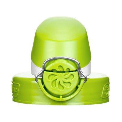 Nalgene Ersatzdeckel zur OTF Flasche, Grün/Weiß, 1-0462-17